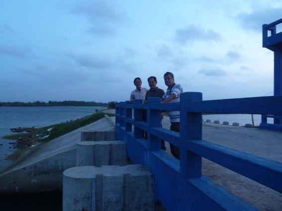 Khu vực cảng cổ Thu Xà