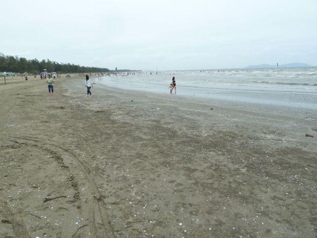 Bãi biển Cần Giờ có đủ tiêu chuẩn của bãi tắm?