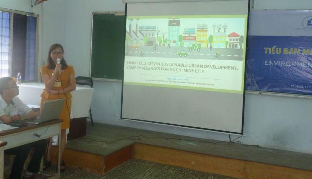 Nguyễn Ngọc Diễm_Mô hình đô thị sinh thái thông minh trong phát triển đô thị bền vững: các thách thức đặt ra cho TP.HCM