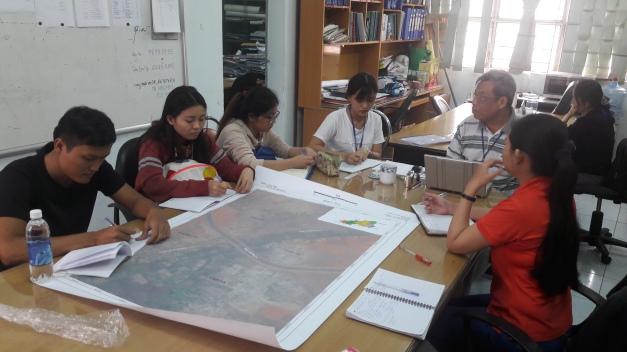 Nhóm 2_TNTN và MT: Linh Đan sẽ khảo sát tại Suối Tiên