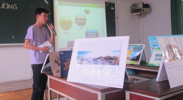 Hiện trạng và đề xuất phát triển điểm du lịch Bàu Trắng