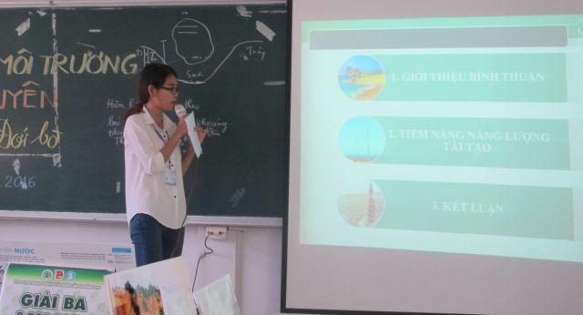 Tiềm năng năng lượng tái tạo dải ven biển Bình Thuận