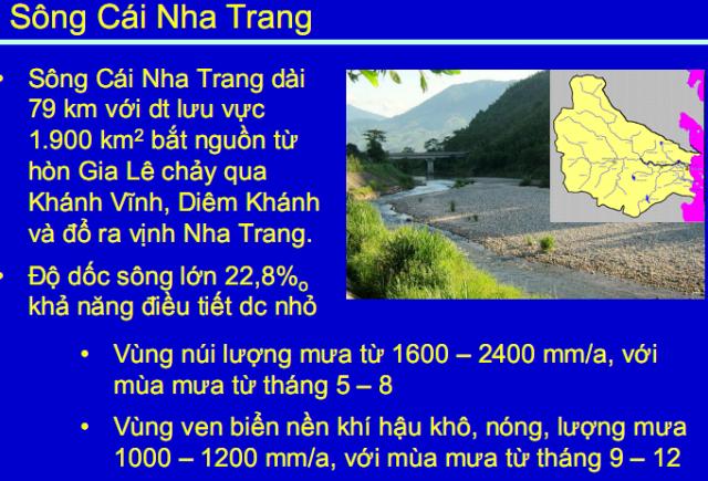 Song Cai Nha Trang